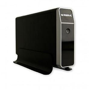 B-Move Shelter 3.5 - Caja de disco duro (3.5&&, SATA/IDE), negro B-Move  Informática Más información y revisión del cliente