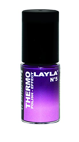 Layla Cosmetics, Smalto Thermo, N. 5