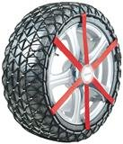 Michelin Pair Easy Grip Composite Snow Chains - 165/70/14 G13