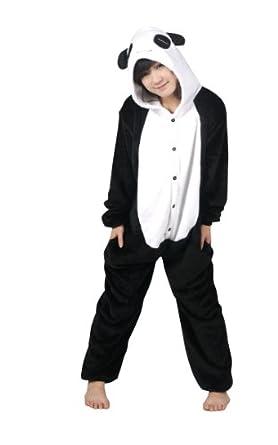 """Triline Triline New Adult Kigurumi Animal Sleepsuit Pajamas Costume Cosplay Panda Onesie Size M (63""""-67"""")"""