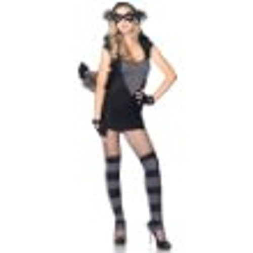 Risky Raccoon Women'S Costume- Medium/Large *** Product Description: Dress W/...