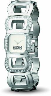 Moschino - MW0091 - Montre Femme - Quartz - Analogique - Bracelet Acier Inoxydable Argent