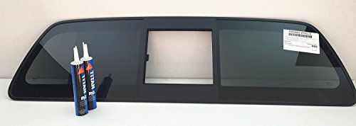 2005-2015 Nissan Frontier Pickup Sliding Rear Back Window Glass Slider OEM FB22603YPY (Nissan Frontier Back Glass compare prices)