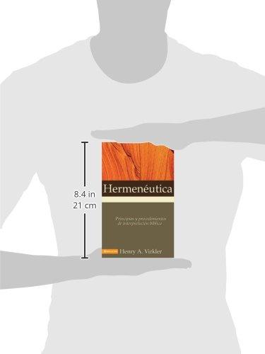 Hermen Utica: Principios y Procedimientos de Interpretaci N B Blica