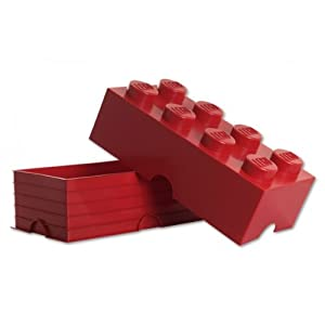 Our neat new giant LEGO storage brick boxes have been made especially for