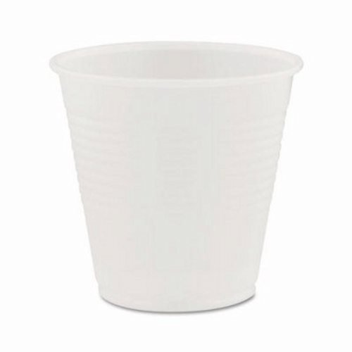 """Dart 5N25 2.8"""" Top And 1.8"""" Bottom Diameter, 2.6"""" Height, 5 Oz Translucent Conex Cold Cup (25 Packs Of 100)"""