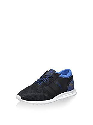 adidas Zapatillas Los Angeles Woman (Negro / Azul Marino)