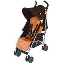 Maclaren Quest Stroller Coffee/Burnt Orange