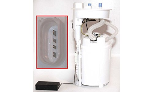 Evan-Fischer EVA13072049679 New Direct Fit Fuel Pump Module Assembly for BEETLE 98-10 Electric (Fuel Pump Volkswagen Jetta 2002 compare prices)