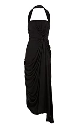 Limited Edition Ruched Maxi Dress