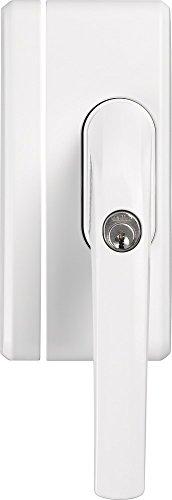 Abus Stabiles Fenster-Zusatzschloss FO400N W AL0125, 36983