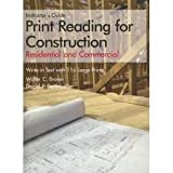 img - for Print Reading for Construction Tch edition book / textbook / text book