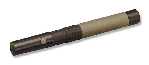 Quartet Classic Comfort Laser Pointer, Class 2, Projects 150 Yards, Graphite Gray Barrel (MP-2703G2Q)