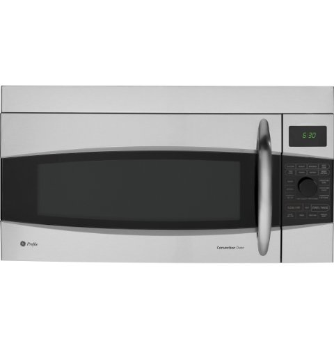Ge ProfileTM 1.7 Cu. Ft. Convection Over-the-range Microwave Oven