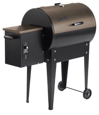 Traeger Pellet Grills BBQ155 Junior Pellet Grill, 292-Sq. In. Cooking Surface, 19,500-BTU