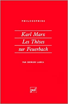 Chapter 9 - Marx and Feuerbach