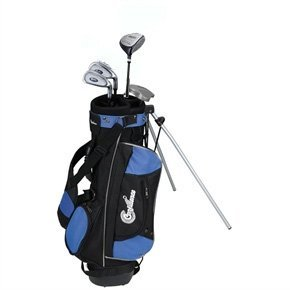 Confidence Junior Golf Club Set w/Stand Bag for kids Ages 4-7 RH from Golf Outlets of America, Inc.