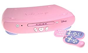Disney Princess DVD/CD Player