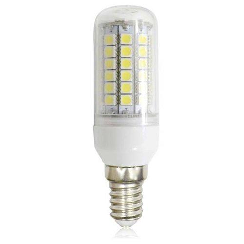 Zono® Ac 110V Ac 220V E14 8W 69 Smd 5050 Led Corn Light Lamp Bulb With Transparent Cover