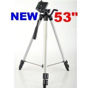 NEEWER® 53 Inch Alluminum Tripod for Nikon D40, D40x, D60, D80, D90 AND MORE!