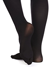 Autograph Hi Heel™ Hosiery Cushioned 100 Denier Opaque Tights