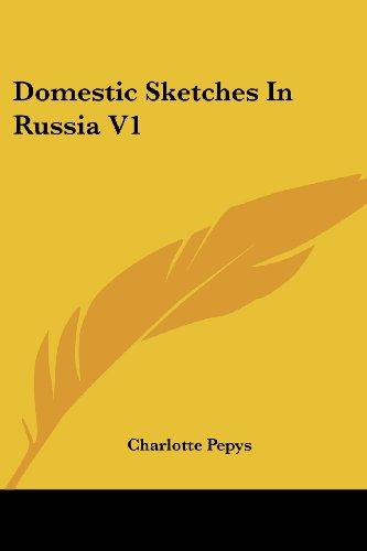 Domestic Sketches In Russia V1