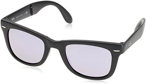 folding sunglasses  raybanunisexrb4105foldingwayfarersunglasses