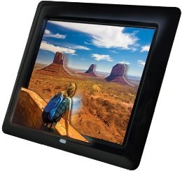ViewSonic VFD820-70 8-Inch Digital Photo Frame White