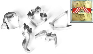 Buy Fox Run Day At The Beach Cookie Cutter Set lowestprice
