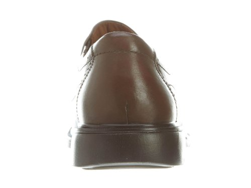 Clarks Men's Un.sheridan Slip-On,Brown Leather,11.5 D US