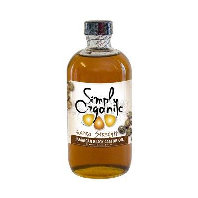 Jamaican Black Castor Oil Extra Strength 8 Oz.