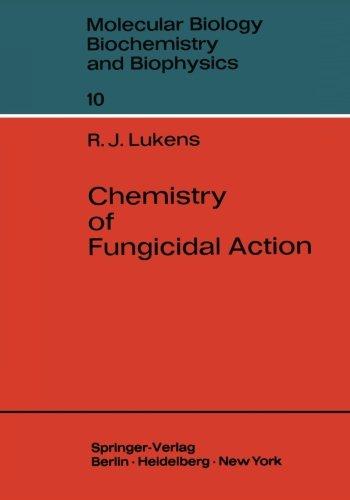 chemistry-of-fungicidal-action-molecular-biology-biochemistry-and-biophysics-molekularbiologie-bioch