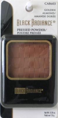 Black Radiance Pressed Powder Golden Almond