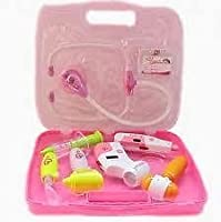 kidzone Battery Operated Doctor'S Kit With Light Sound Effects