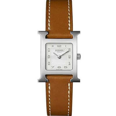 Hermes Heure Ladies Quartz Watch - 036702WW00