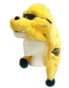 Jacksonville Jaguars Mascot Themed Dangle Hat by Hall of Fame Memorabilia