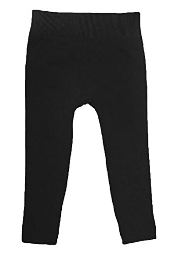 Simplicity Kid's Fleece and Seamless Leggings with Stretch Waist