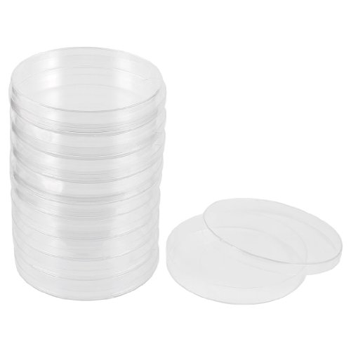 Labor Replacement Part 90mm Diameter Clear Plastic Cell