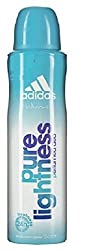 adidas Deodorant Women, Pure Lightness 150ml