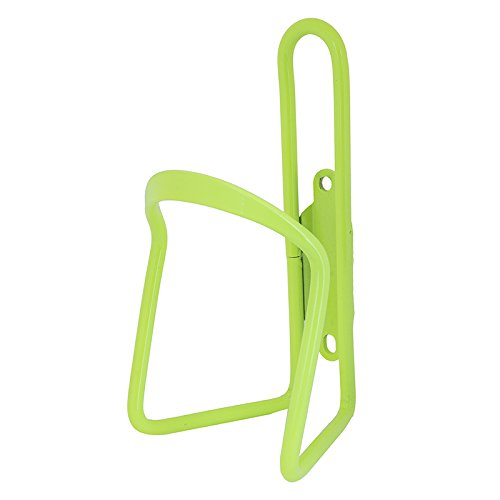 Sunlite Alloy Bicycle Water Bottle Cage,Neon Yellow