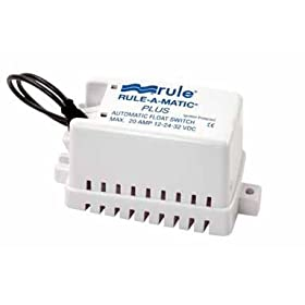 RULE-A-MATIC AUTOMATED FLOAT SWITCH