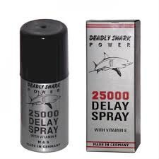 deadly-shark-25000-delay-spray-for-men-with-vitamin-e-expedited-international-delivery-by-usps-fedex