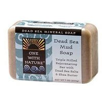 One with Nature Almond Bar Soap