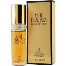 WHITE DIAMONDS by  EDT SPRAY 1 OZ for WOMEN