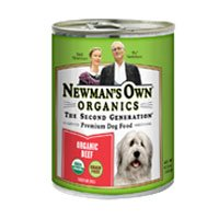 Newman's Own Organics Adult Variety Pack Formula Canned Dog Food