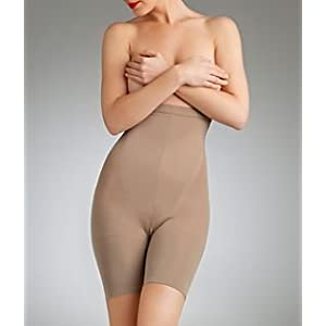 SPANX In-Power Line Super Higher Power Power Panties, B, Nude