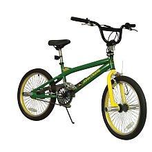 """Ertl John Deere 20"""" Boys Bicycle"""