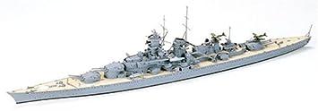 croiseur gneisenau tamiya 1/700