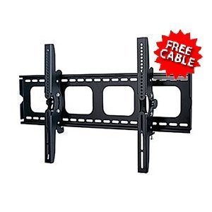 Mount-it! MI-303L_CBL Tilting Mount for 40-Inch to 70-Inch Flat Panel TV