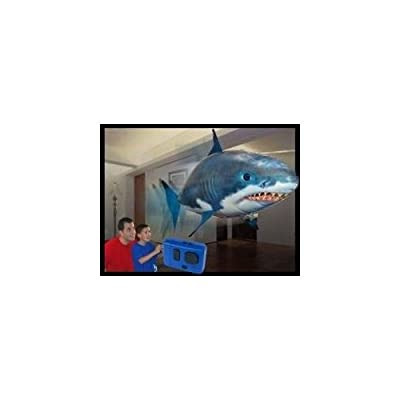Remote Control Flying Shark from William Mark